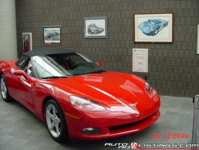 2005 Chevrolet Corvette Roadster for sale
