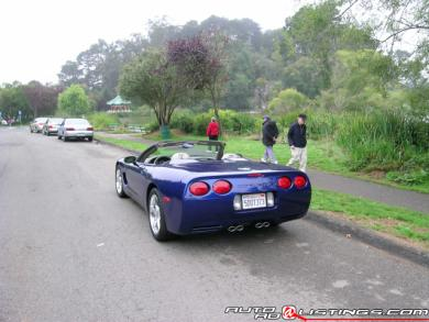 2004 Chevrolet Corvette Anniversary Edition for sale