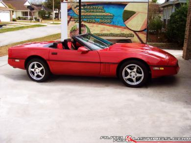 1990 Chevrolet Corvette Base for sale