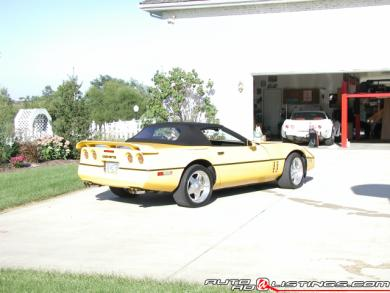 1989 Chevrolet Corvette Base for sale