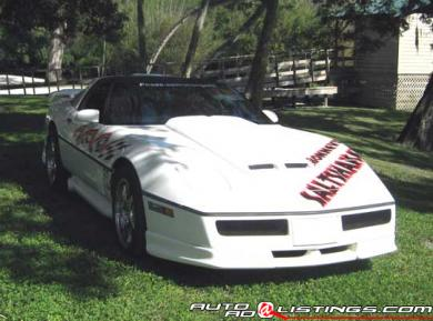 1988 Chevrolet Corvette Anniversary Edition for sale