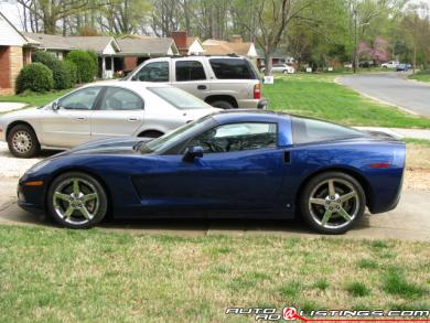 2006 Chevrolet Corvette Coupe for sale
